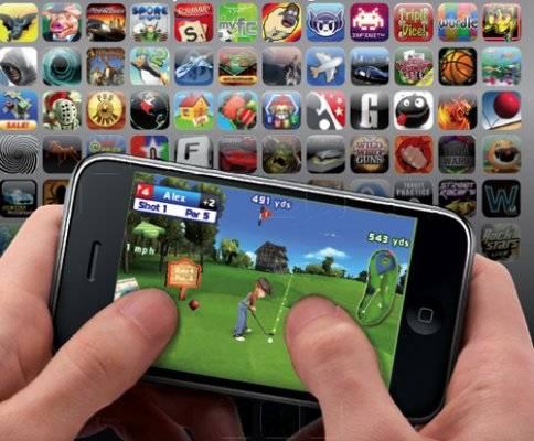 手机游戏开发