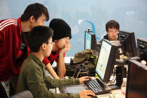 中国动画人才艰辛历程