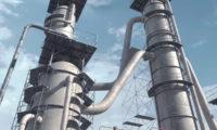 大型石油原油加工化工厂(VJ工业易胜博|客户端)