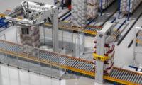 高科技智能化工厂产品生产