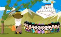西藏国税动画:flash税收宣传动画制作