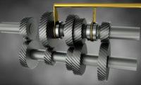 机械齿轮三维动画制作