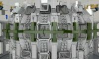 机械组合:三维组装易胜博|客户端制作