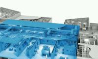 厂房剖面结构:工业厂房模拟动画