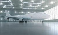 飞机零件组装动画视频