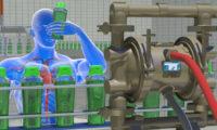 工业厂房车间三维动画cg虚拟动画VJ