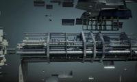 潜艇的结构:机械组装三维工业易胜博|客户端