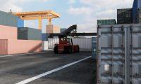 码头贸易物流动画宣传片
