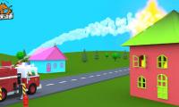 消防安全演示三维动画视频